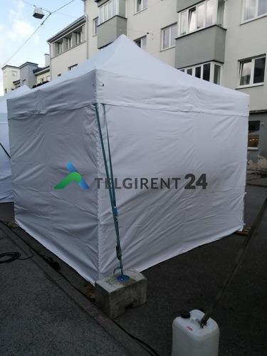easy up telkide rent telgid valged 3x3m telgid pop up telkide rent