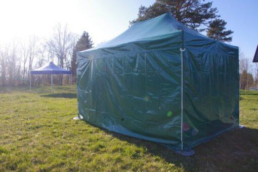 Telgi rent POP-UP 3 x 4.5 Easy-up 3 x 4.5 telk telkide rent peotelgi rent 13 m2 peotelk Tallinnas peotelkide rent Аренда палаток tents rental