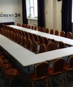 Kokkupandava laua rent klapplauad 183cm peoinventari rent Tallinnas