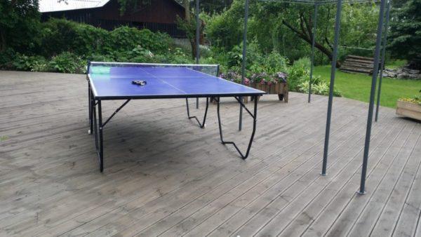 Ping pongi laud pinksi laua rent lauatennise rent Tallinnas