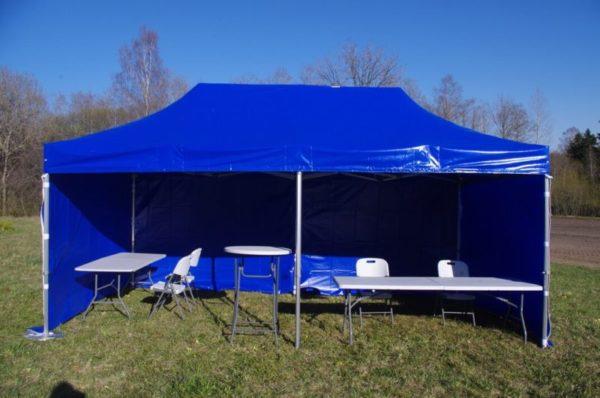 Telgi rent POP UP 3 x 6 telk Easy up 3x6 telk telkide rent peotelgi rent 18m2 peotelk peotelkide rent Tallinnas Аренда палаток tents rental Easy-up telgid Pop-up telgid 3x6 m