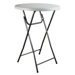 pystypöytä 80x110  pystypöydän vuokraus kalusteen vuokraus juhlakalusteen myynti muovikalusteen vuokraus myynti