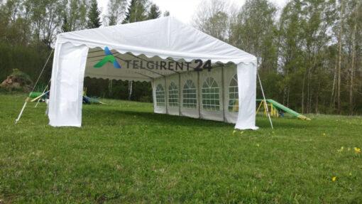 Telgi rent telkide rent peotelgi rent 50 m2 peotelk Tallinnas peotelkide rent 5 x 10 m Аренда палаток tents rental