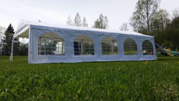 telgi rent Peotelk 5x10 peotelgi rent 50m2 peotelkide rent valge peotelk valge pulmatelk PVC telkide rent profitelk party tents rental