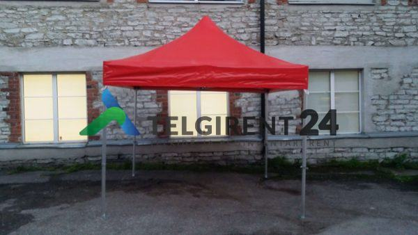 3x3 telgi rent easy up telgid 3x3 pop-up 3x3 punane