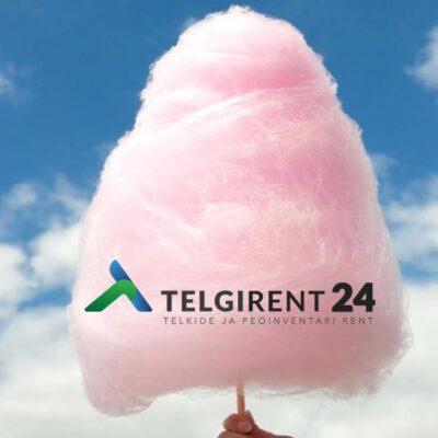 Suhkruvatimasina rent Tallinnas Suhkruvatimasin suhkruvatt Peoinventari rent Suhkruvatt laste sünnipäevale Suhkruvatimasin sünnipäevale laste peale Suhkruvatt peole