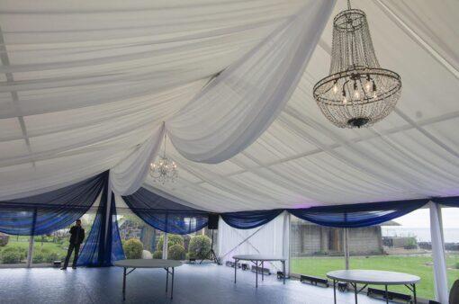 Telgi kaunistamine kangastega telgi dekoreerimine pulmatelgi kaunistamine