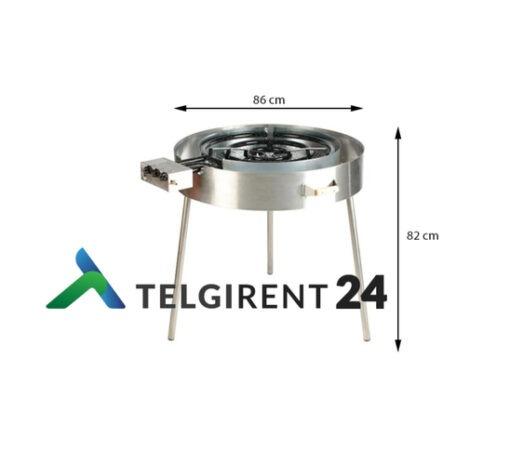 Gaasipliit TW-960 (sise) paellapannide müük paella pann wokpannid müük paellapannide komplekt müük peapannid wok paella pannide müük