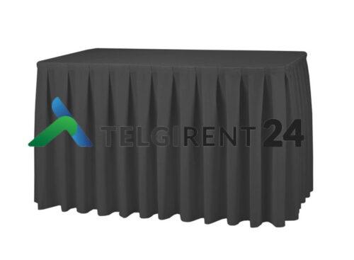 Lauaseelik rent must lauaseelikute rent 5.8m lauaseelik must värvus poeinventari rent