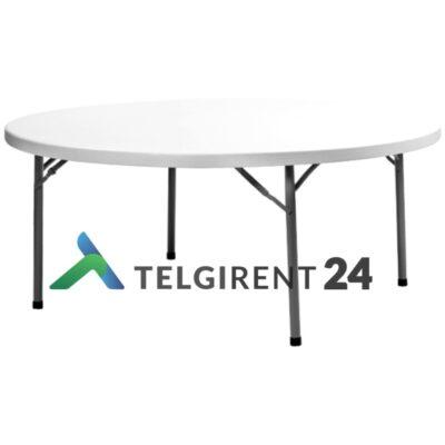 ümmargune laud 150 cm ümmargune laud müük peomööbli müük plastikmööbli müük ümmargune 150 cm laud müük