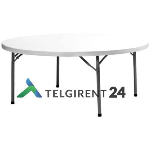 ümmargune laud 180 ümmargune laud müük peomööbli müük plastikmööbli müük ümmargune 180 cm laud müük
