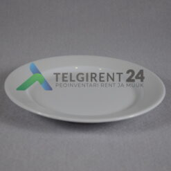 Eelroataldrik 24cm külmatoidutaldrik lauanõude rent lauanõude laenutus eelroa taldrikud