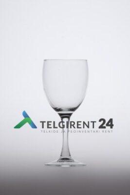 Valge veini pokaal 19cl lauanõude rent lauanõude laenutus veinipokaali rent veinipokaalide rent valge veinipokaali rent