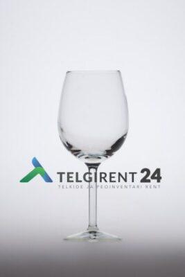 Veinipokaal 35cl lauanõude rent lauanõude laenutus veinipokaalide rent veinipokaali laenutus