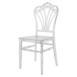 Läbipaistev tool müük toolide müük peoinventari müük läbipaistev tool